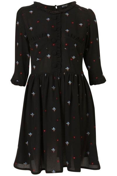 Cinco vestidos low cost que se colarán en tu armario este otoño