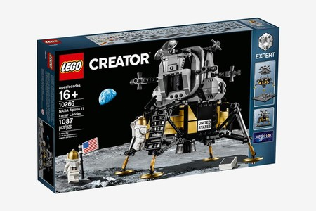 Lego Nasa Apollo 11 Lander 7