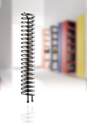 Radiadores de diseño: Spirale de Runtal