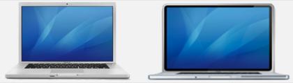 Encontrados los posibles diseños de la nueva gama de portátiles Apple