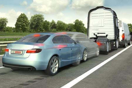 EuroNCAP prueba los sistemas de frenado automático modernos