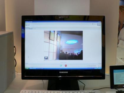 Samsung SyncMaster 225U, pantalla que es tu medio de comunicación