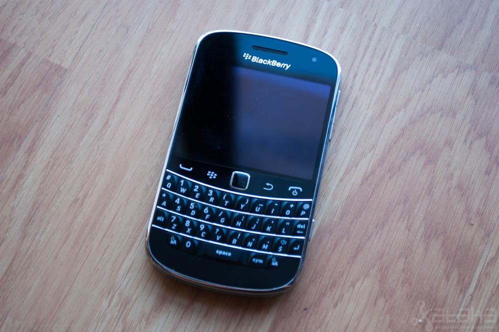 Foto de Blackberry Bold 9900, análisis (18/19)