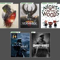 Destiny 2, Halo 3: ODST y otros tres juegos más se unirán próximamente a Xbox Game Pass