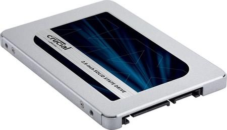 SSD de 250GB Crucial MX500 a su precio mínimo en Amazon: 58,52 euros y envío gratis