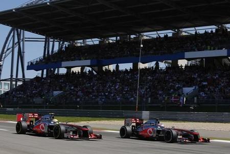 McLaren no tiene intención de cambiar su alineación de pilotos en 2014