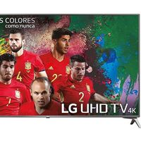 Smart TV de 49 pulgadas LG49UJ651V, con resolución 4K, a su precio mínimo en Amazon: 489 euros