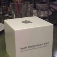 Publicados los Apple Design Awards