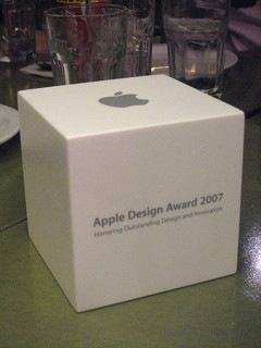 Publicados los Apple Design Awards