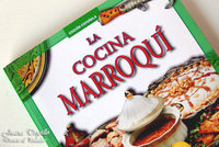 La cocina marroquí. Libro