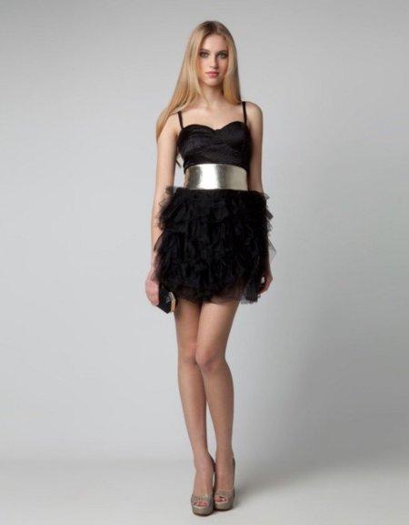 Bershka mujer vestidos de fiesta