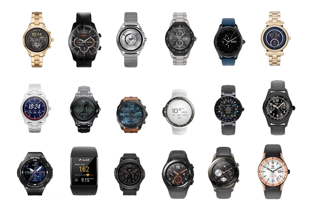 Estado de Wear OS: una comparativa de todos los relojes inteligentes con el aparato ejecutivo de Google
