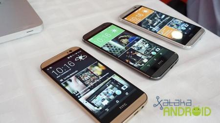HTC One (M8), ¿dónde se coloca entre la gama alta Android?
