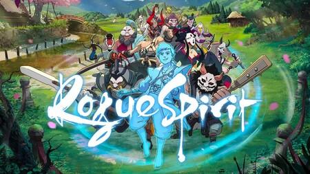 Jugamos a Rogue Spirit, un roguelike donde puedes poseer a tus enemigos para jugar como ellos: suena bien, pero está muy verde