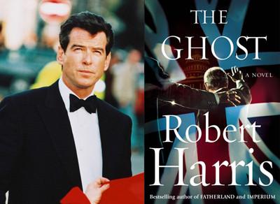 Nicolas Cage y Pierce Brosnan se unen a 'El escritor (The Ghost Writer)', de Roman Polanski