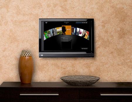 HP Touchsmart de 26 pulgadas y con Blu-Ray