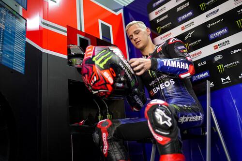 """Hablamos con Fabio Quartararo a dos días del inicio de MotoGP: """"No me dejan decir si prefiero la moto de 2019 o la de 2021"""""""