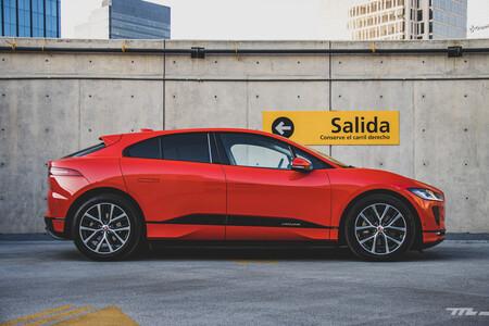 Jaguar I Pace Prueba De Manejo Mexico Opiniones 18