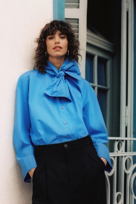 Zara Color Block Primavera 2021 03