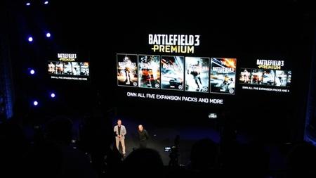 Ya disponible el contenido Premium del 'Battlefield 3' junto con su potente vídeo de presentación. Tiros por doquier [E3 2012]