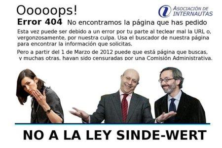 El lobby de las SGAE entusiasmado con Lassalle, Wert y Rajoy, medalla de oro de la entidad