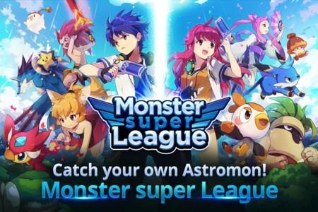 Pre-regístrate para el lanzamiento de Monster Super League