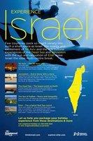 Israel se promociona con lugares que no son suyos