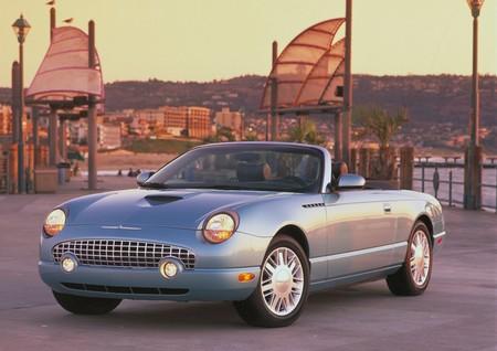Ford Thunderbird 2002 1280 0c