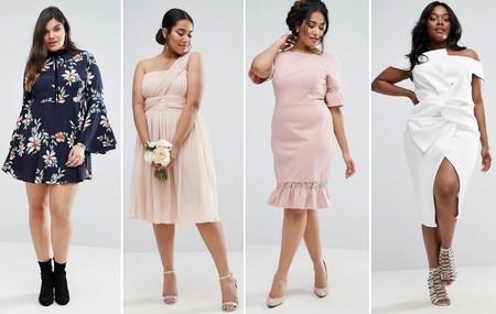 ebfe15307 Estos son los mejores 24 vestidos curvy para graduarte este 2017