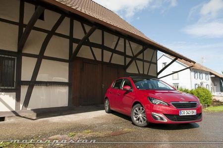 El Peugeot 308 comienza con buen pie en España
