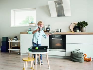 CulinArt Gourmet, los nuevos hornos de Miele con los que la cocina será cosa de niños