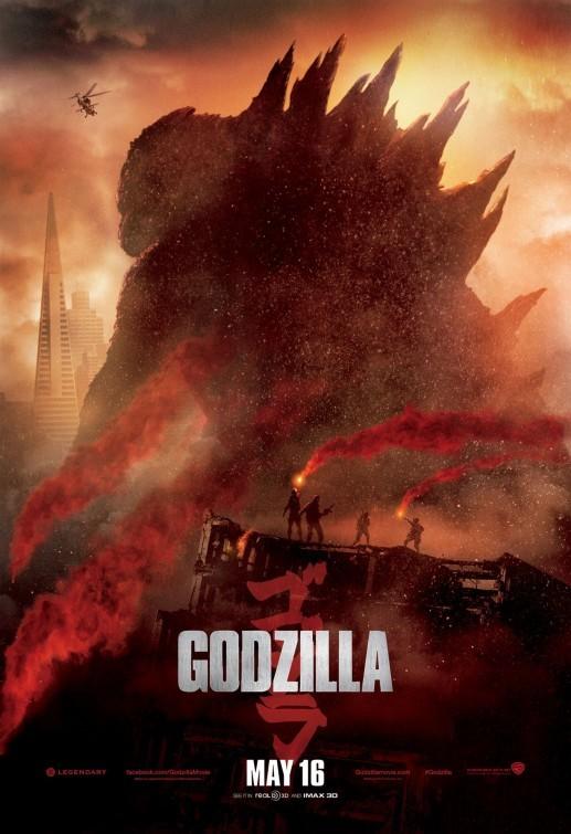 Foto de Carteles de la película 'Godzilla' (7/18)