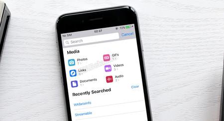 WhatsApp está trabajando en una búsqueda avanzada con filtros
