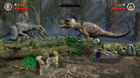 Lego Jurassic 04