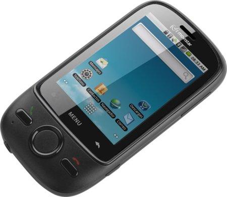 Movistar IVY, la operadora apuesta por un Smartphone Android 2.1 para todos los públicos