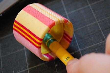 Hazlo tú mismo: servilleteros con tubos de cartón
