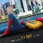 'Spider-Man: Homecoming', primeros carteles oficiales del regreso del trepamuros