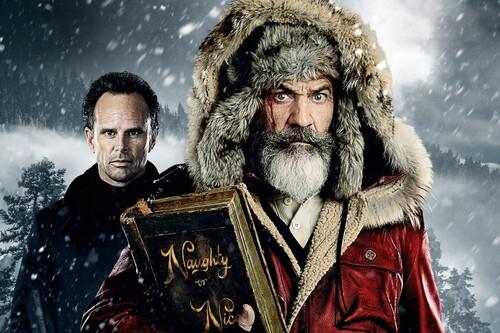 'Matar a Santa': solo Mel Gibson mantiene el tipo en una comedia navideña que prometía más de lo que da