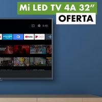El televisor barato de Xiaomi tiene 32 pulgadas, WiFi, Android TV y un precio demencial: desde sólo 143,20 euros y envío gratis