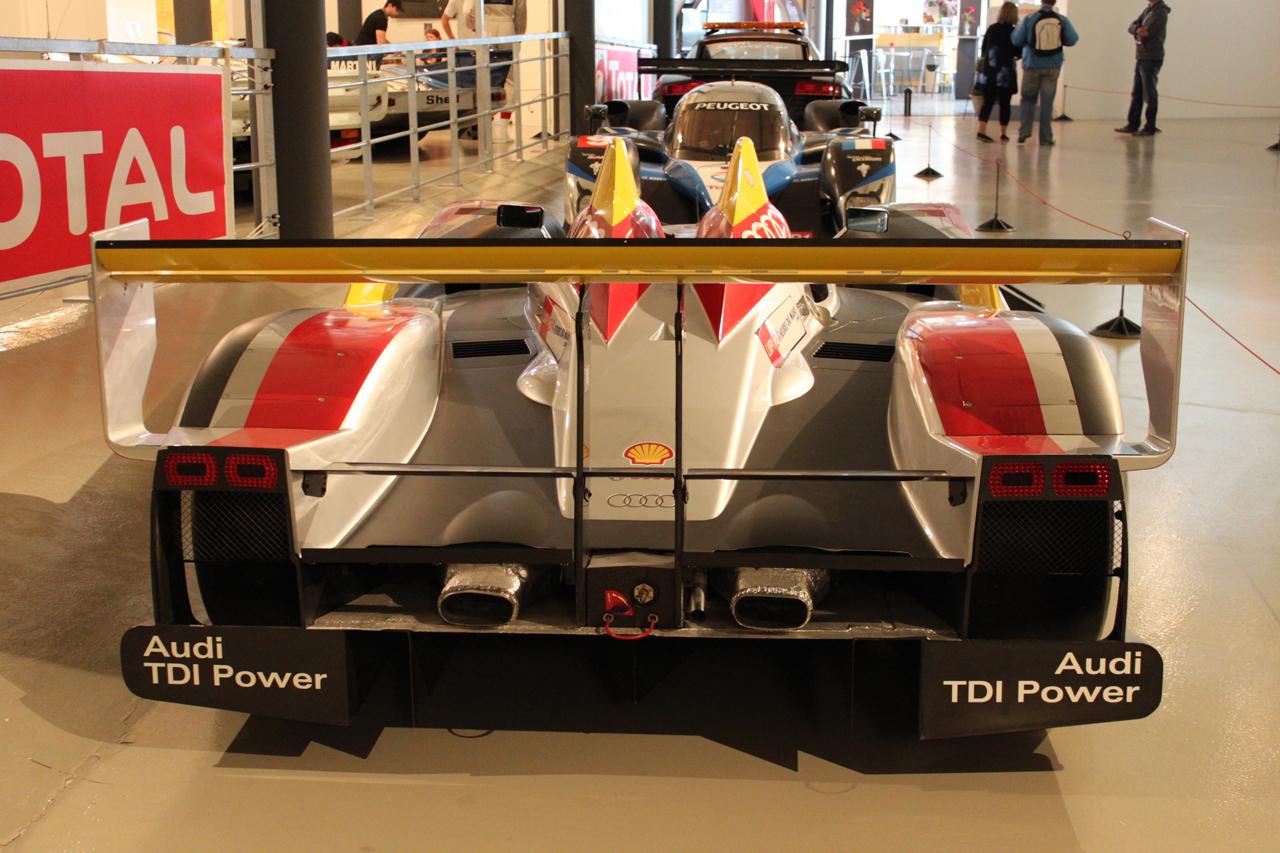 Foto de Museo 24 horas de Le Mans (224/246)
