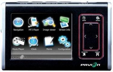 Pavion KCN 9000, receptor de GPS con opciones multimedia