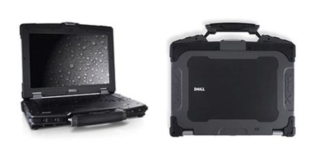 Dell E6400 XFR, portátil todo terreno