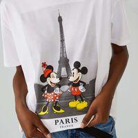 Las camisetas de Zara y Disney que vas a querer lucir este verano y también en otoño
