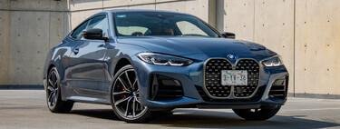 BMW M440i, a prueba: un avanzado coupé de sabor clásico y diseño extrovertido