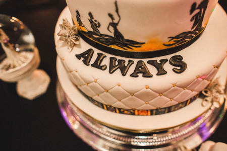 Harry Potter Themed Wedding Cassie Lewis Byrom 39