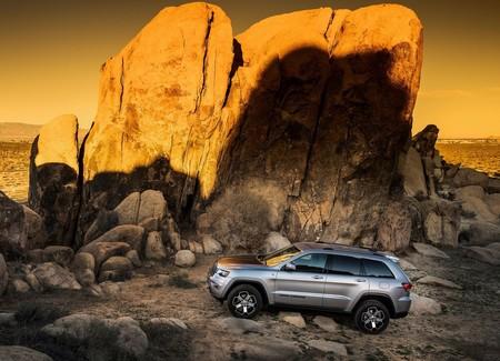 Jeep Grand Cherokee Trailhawk Mexico