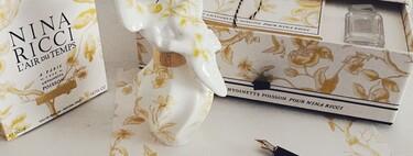 Nina Ricci estrena la edición limitada de L'Air du Temps, uno de sus perfumes más especiales con todo el savoir faire que ya hemos probado