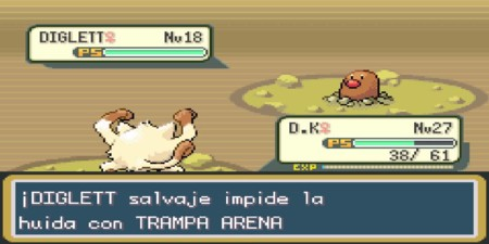 Combate Pokemon