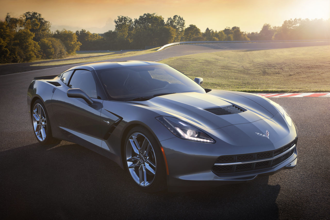 Foto de 2014 Chevrolet Corvette Stingray (31/43)