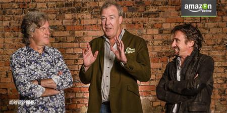 Jeremy Clarkson y los presentadores de 'Top Gear' harán un programa de coches para Amazon